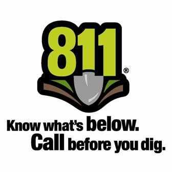 811 Logo - English